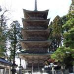 善寶寺 五重塔